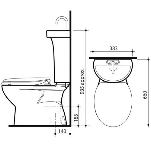 Profile-5-deluxe-toilet-suite-with-hand-basin-design